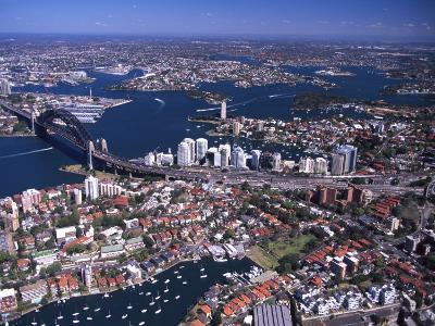 Krribilli, Sydney Harbor Bridge, Australia