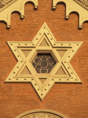 The Great Synagogue of Plzen, Czech Republic
