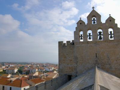 Eglise de Notre-Dame-de-la-Mer Bell Tower, St. Maries de la Mer, France