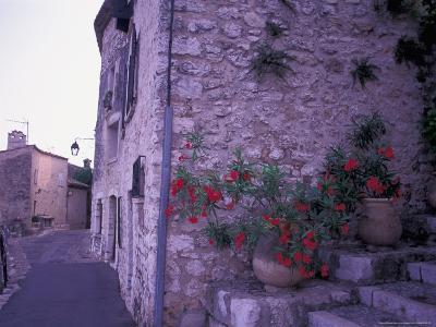 St-Paul-De-Vance, Nice, Cote D'Azur, France