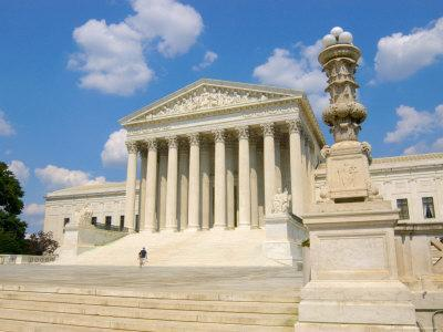 Supreme Court Building, Washington DC, USA