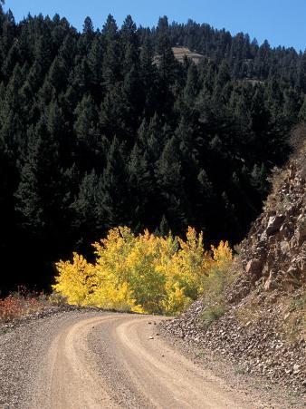 Lemhi Pass, Continental Divide, Lewis and Clark Trail, Idaho, USA