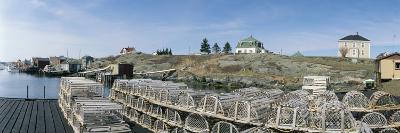 Lobster Traps, Blue Rocks, Nova Scotia, Canada
