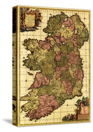 Ireland - Panoramic Map