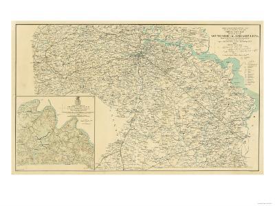 Battle of Chancellorsville - Civil War Panoramic Map