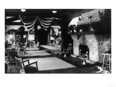Interior View of Pilot Butte Inn - Bend, OR