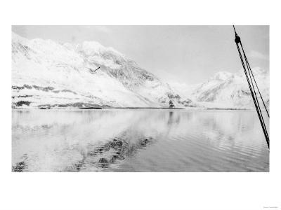 In Valdez, Alaska Harbor Photograph - Valdez, AK