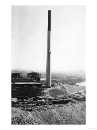 Hanford, WA Nuclear Site Photograph - Hanford, WA