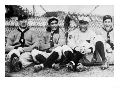 Detroit Tigers Players, Baseball Photo No.1 - Detroit, MI