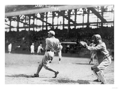 Larry Doyle, NY Giants, Baseball Photo No.1 - New York, NY