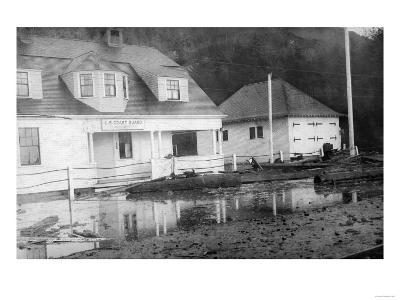Tillamook Bay US Coast Guard Station - Tillamook Bay, OR