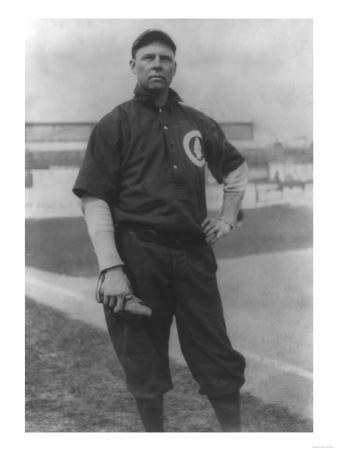 Mordecai Brown, Chicago Cubs, Baseball Photo No.4