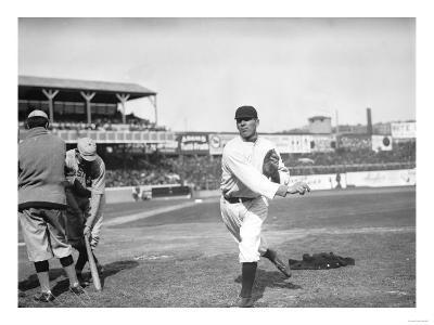 Red Ames, NY Giants, Baseball Photo - New York, NY