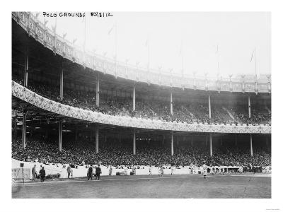 World Series Game 1, Boston Red Sox at NY Giants, Baseball Photo No.2 - New York, NY