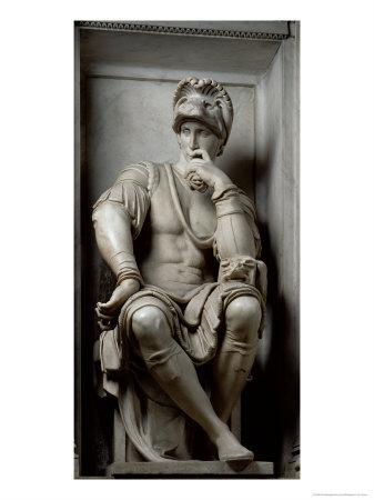 Statue of Lorenzo De' Medici