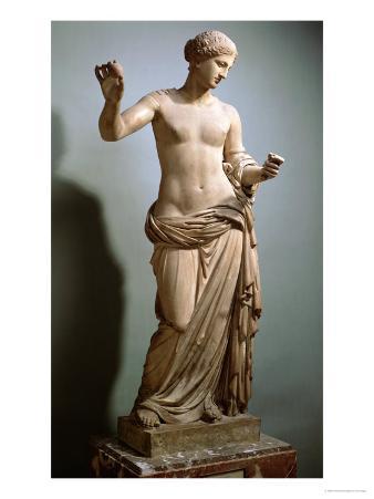 The Venus of Arles, Roman Copy of a Greek Original, c.30 BC-14 Ad