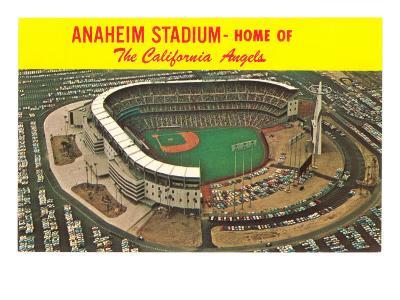 Anaheim Stadium, California