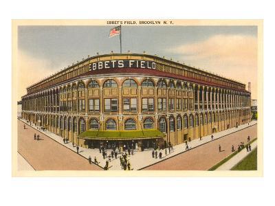 Ebbet's Field, Brooklyn, New York