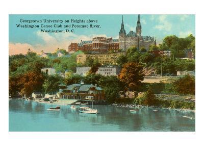 Georgetown University, Washington, D.C.