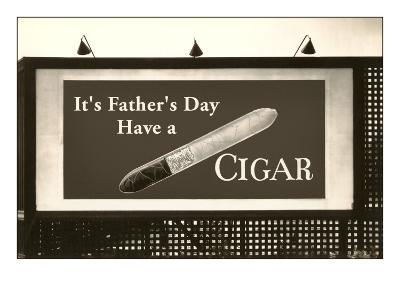 Billboard, Have a Cigar