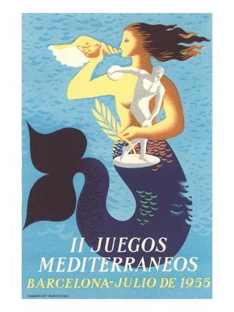 1955 Mediterranean Games