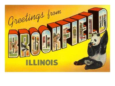 Greetings from Brookfield, Illinois