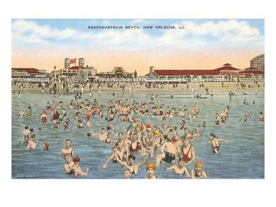 Pontchartrain Beach, New Orleans, Louisiana
