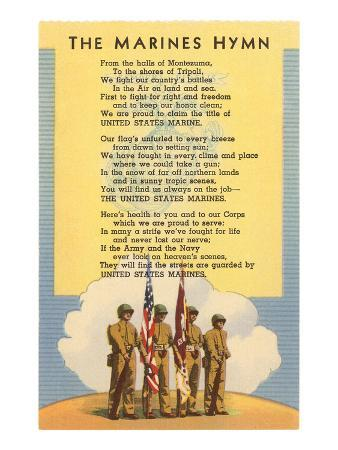 The Marines Hymm
