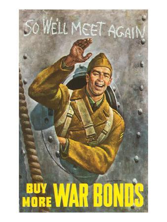 Buy More War Bonds