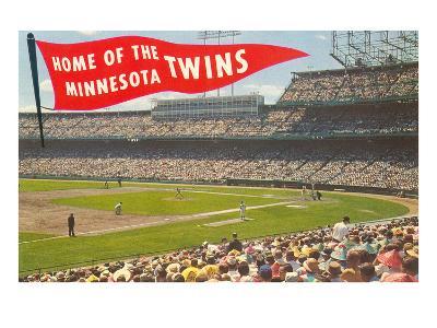Home of the Minnesota Twins