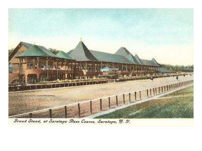 Race Track, Saratoga, New York