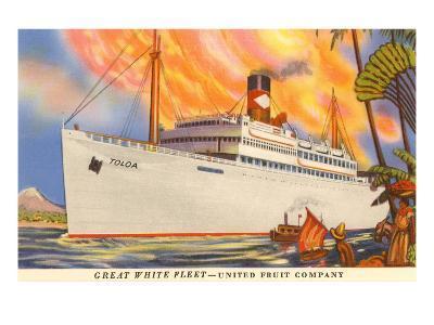 Great White Fleet, United Fruit Company