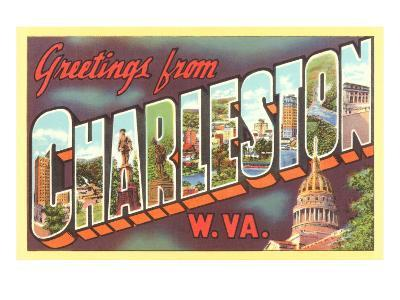 Greetings from Charleston, West Virginia