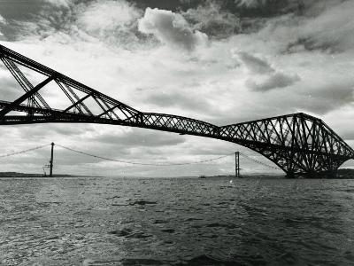 Forth Railway Bridge, June 1962