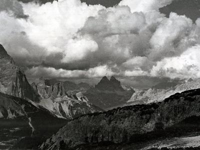 Dolomites Cortina St. Moritz Italy