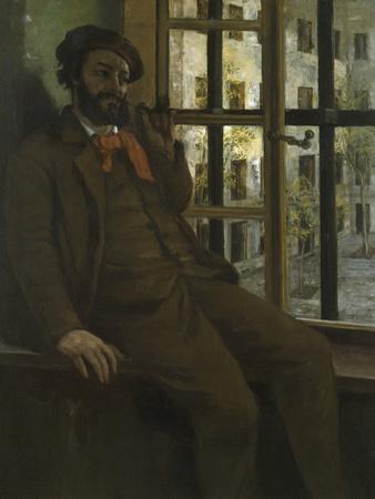 Self-Portrait in Prison