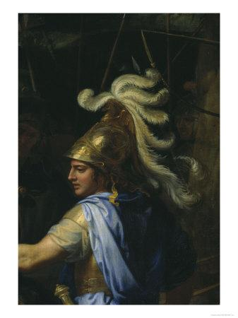 Alexander the Great and Poros