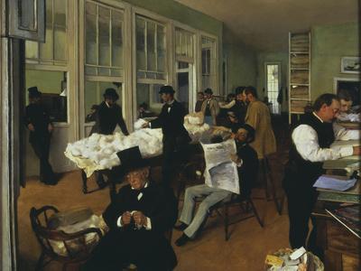 Office of the Cotton Merchants