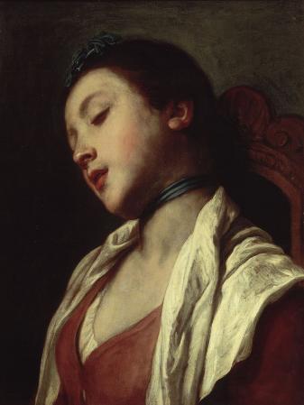Slumbering Girl
