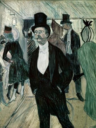 Portrait of Henri Fourcade