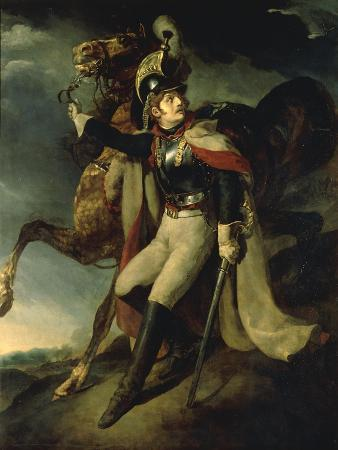 The Wounded Cuirassier