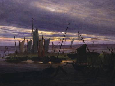Ships in the Harbour