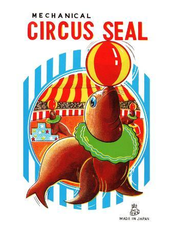 Mechanical Circus Seal