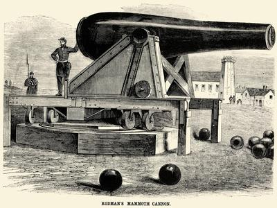 Rodman's Mammoth Cannon