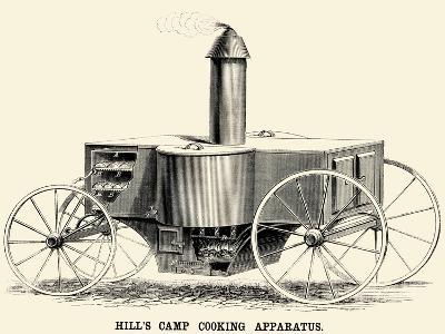 Hill's Camp Cooking Apparatus