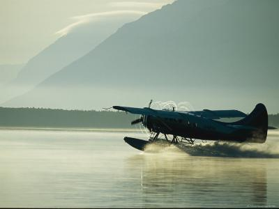 Float Plane, Brooks Camp, Katmai National Park, Alaska