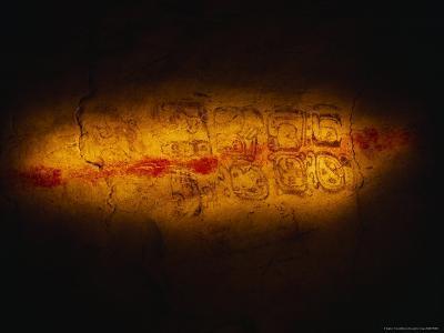Maya Inscription in Jolja' Cave Dates To 350 Ad