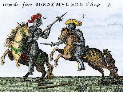 John Smith's Third Combat Against the Turk