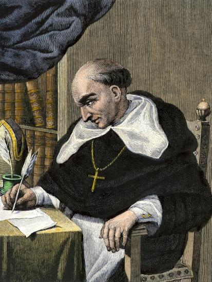 Bartolome De Las Casas Spanish Missionary And New World