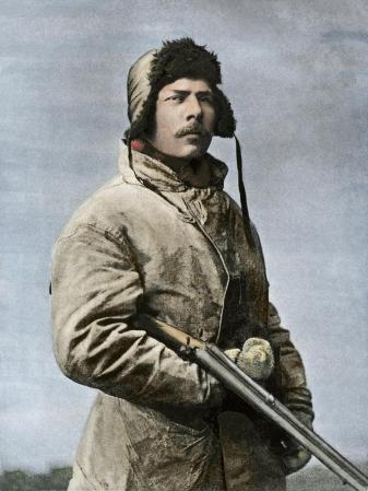Carsten Egeberg Borchgrevink, First to Land on the Antarctic Continent, 1894